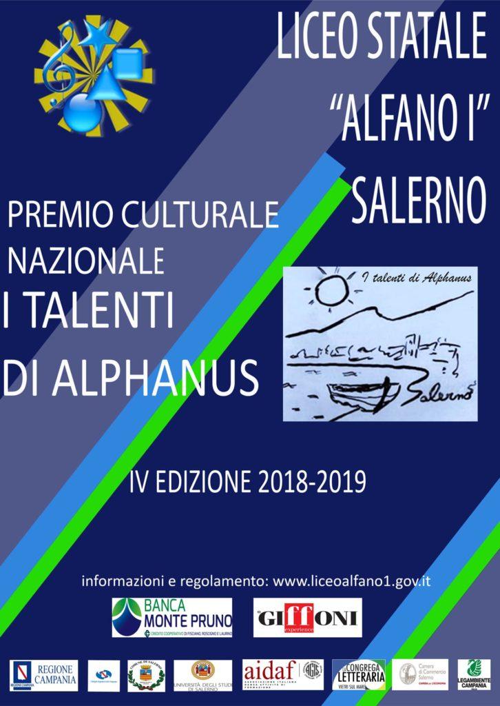 Manifesto-Premio-Nazionale-I-Talenti-di-Alphanus-IV-Ed